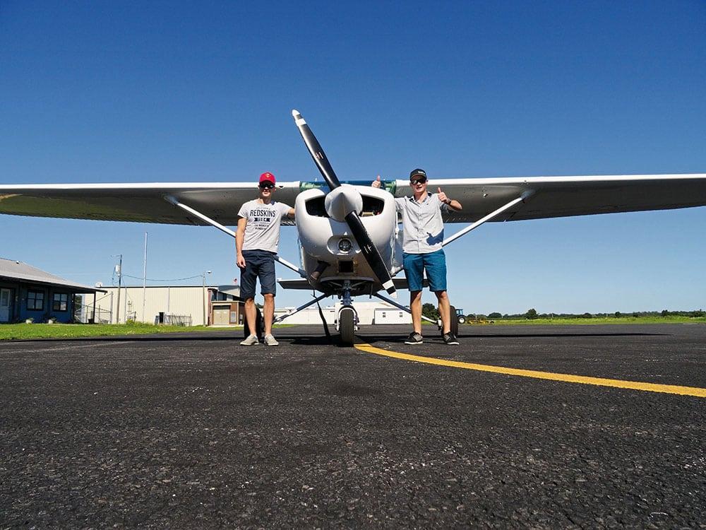 Carnet 493_V&T Cessna 152