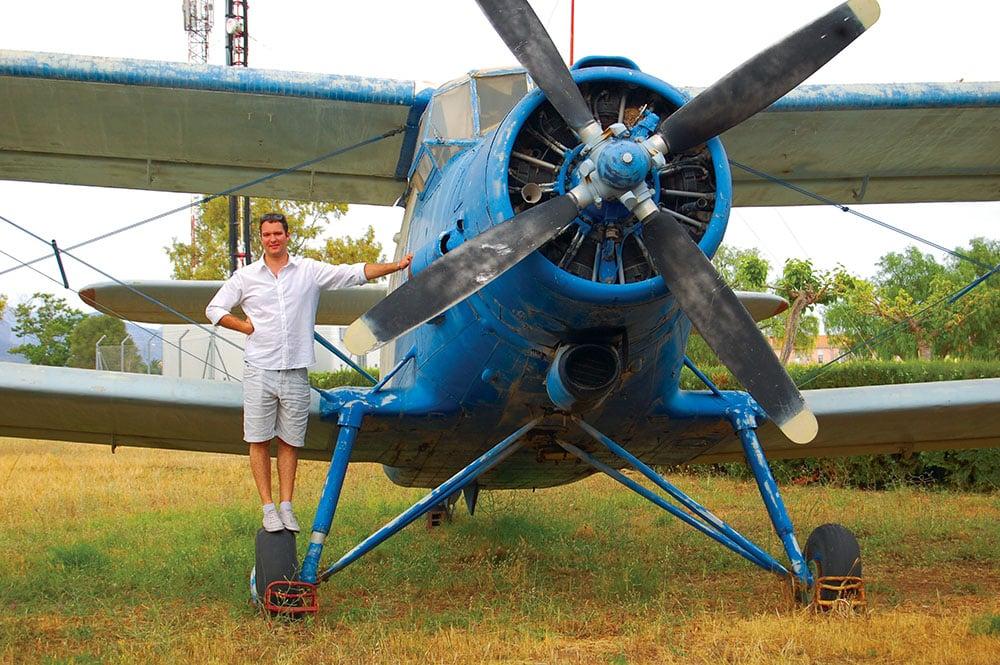 Carnet 494_Antonov An-2 en expo