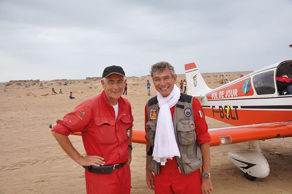 Carnet 495_Jean Jacques Galy directeur du Rallye