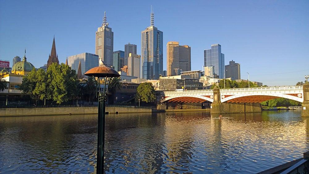 Carnet 497_Melbourne Yara River