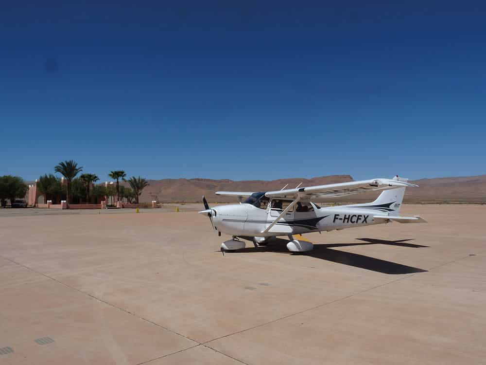 Carnet 498_Ouarzazate F-HCFX