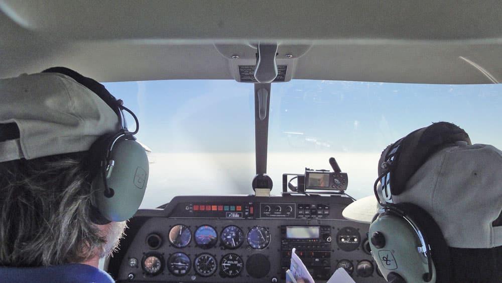 Carnet 500_Cockpit