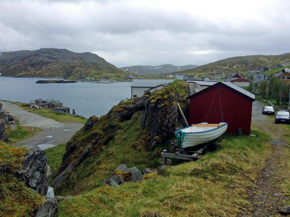 Carnet 503_Fjord de Kirkeporten
