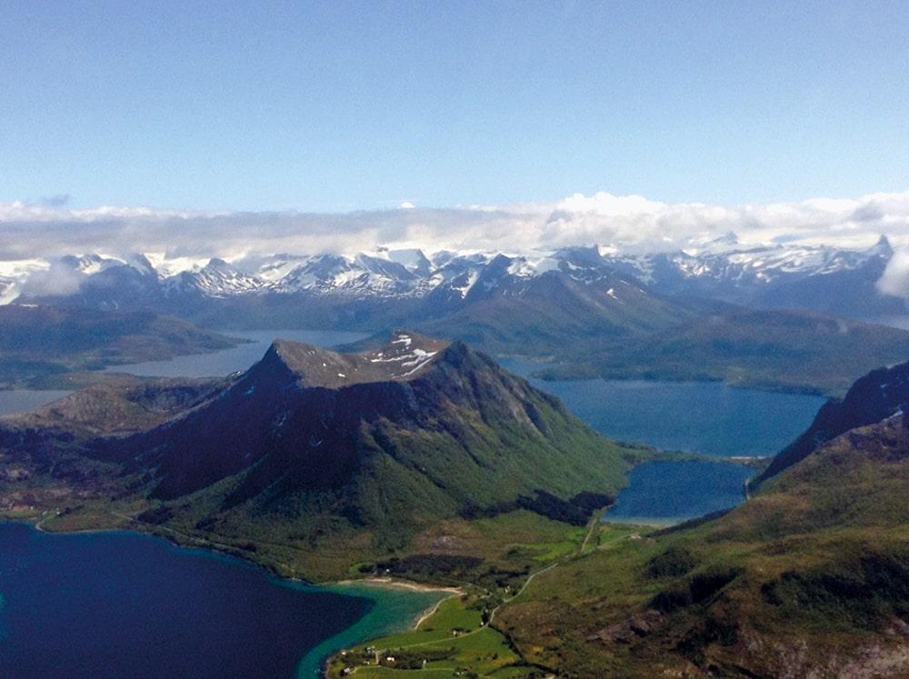 Carnet 503_Fjord de la cote norvegienne