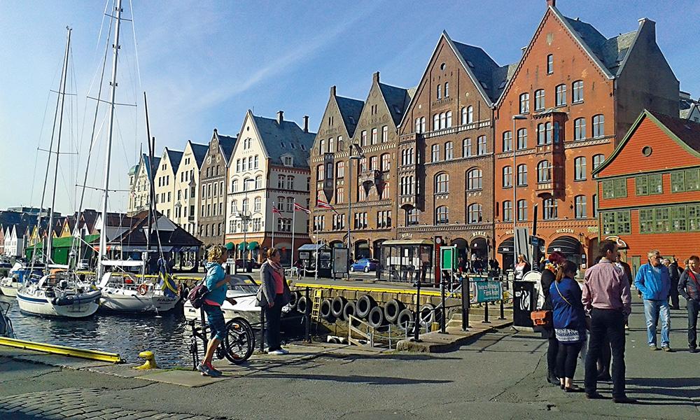 Carnet 503_Port de Bergen